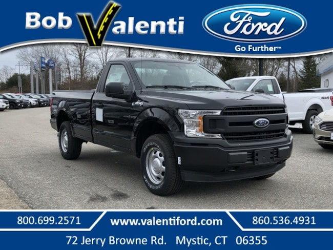 New 2019 Ford F-150 XL Truck For Sale/Lease Mystic CT
