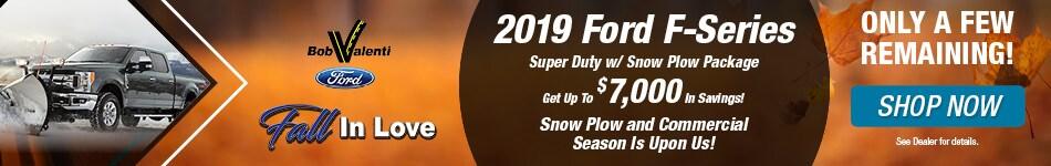 2019 F-Series November Offer