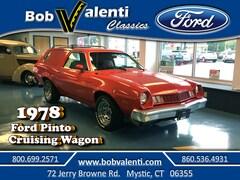 1978 Ford Pinto Cruising Wagon Wagon