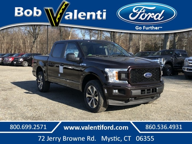New 2019 Ford F-150 STX Truck For Sale/Lease Mystic CT
