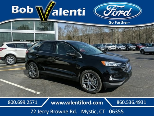 Ford Lease Deals Ct >> New 2019 Ford Edge For Sale Lease Mystic Ct Vin 2fmpk4k98kbb84578