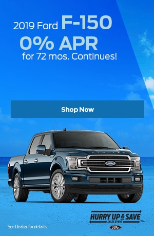 2019 F-150 August Offer