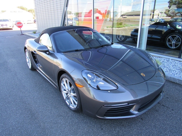 Porsche Of Wallingford >> New Inventory Porsche Of Wallingford