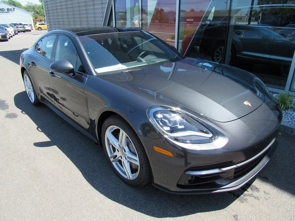 Porsche Of Wallingford >> New 2018 Porsche Panamera For Sale At Porsche Of Wallingford