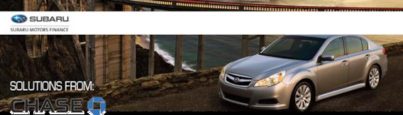 Chase Auto Finance Subaru >> Subaru Motors Finance Special Programs Valenti Subaru