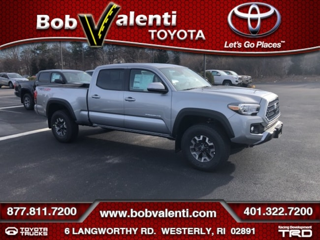 New 2019 Toyota Tacoma TRD Offroad Truck Double Cab For Sale/Lease Westerly, RI