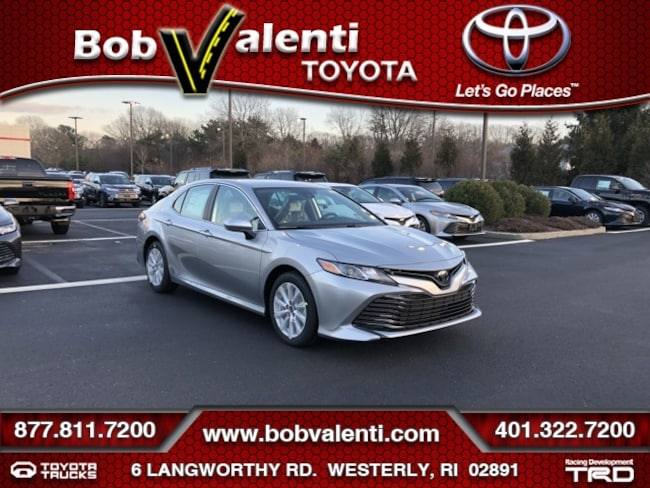 New 2019 Toyota Camry LE Sedan For Sale/Lease Westerly, RI