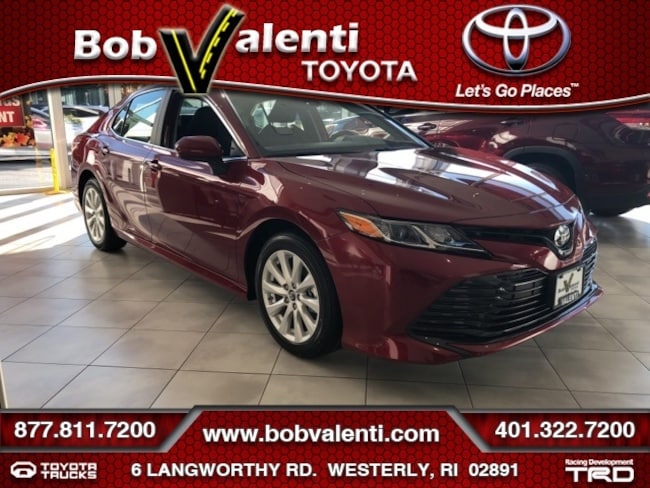 New 2019 Toyota For Sale Lease Westerly Ri Vin 4t1b11hk5ku685959