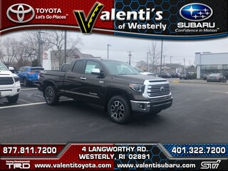 new 2019 Toyota Tundra Limited Truck Double Cab For Sale Westerly RI