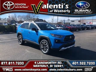 new 2019 Toyota RAV4 Adventure SUV for sale westerly ri