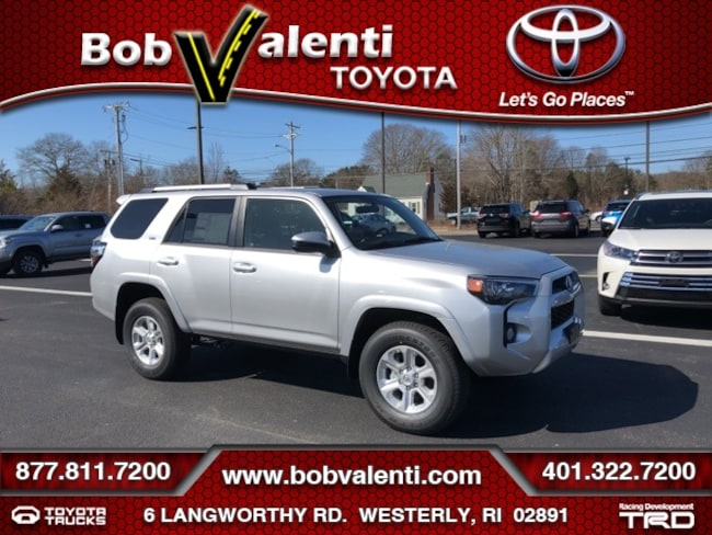 New 2019 Toyota 4Runner SR5 SUV For Sale/Lease Westerly, RI
