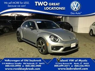 Used  2014 Volkswagen Beetle 2.0T Hatchback 3VWVT7AT7EM629383 for Sale in Mystic, CT