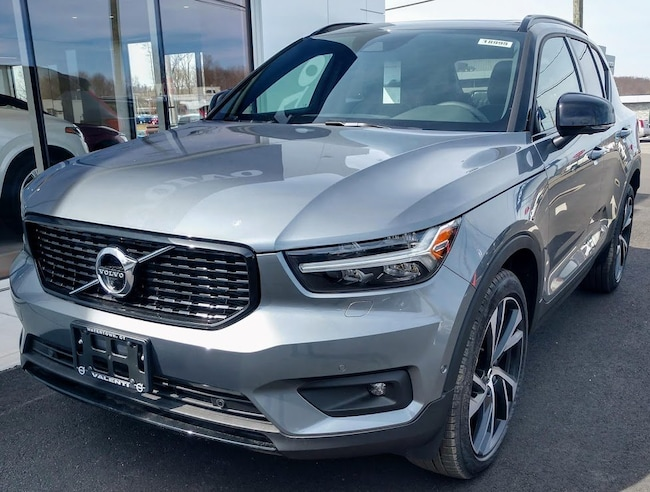 New 2019 Volvo XC40 T5 R-Design SUV Watertown CT