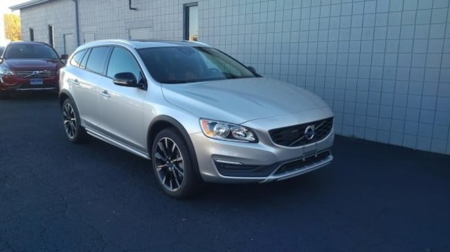 New 2017 Volvo V60 Cross Country T5 AWD Wagon in Watertown, CT