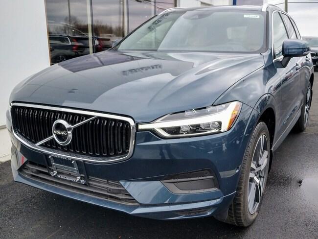 New 2019 Volvo XC60 T5 Momentum SUV Watertown CT