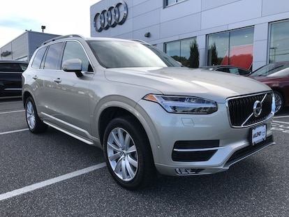 Used 2018 Volvo XC90 For Sale at Valenti Volvo Cars