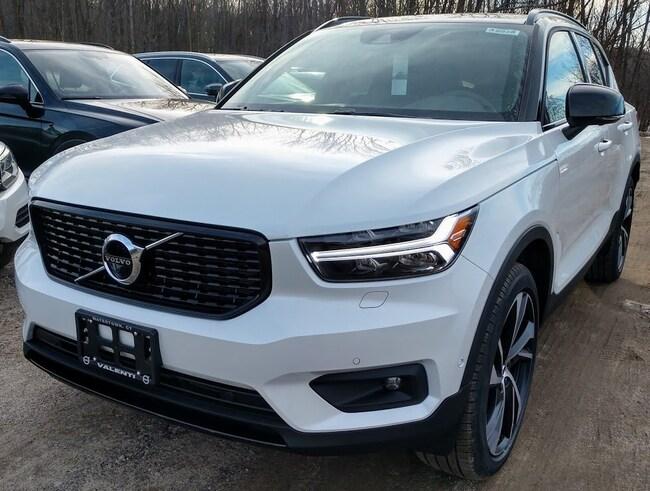 New 2019 Volvo XC40 T5 R-Design SUV Watertown CT