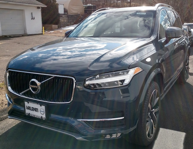 New 2019 Volvo XC90 T6 Momentum SUV Watertown CT