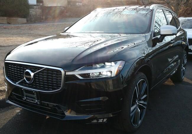 New 2019 Volvo XC60 T6 R-Design SUV Watertown CT