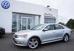 2015 Volkswagen Passat 1.8T SE W/SUNROOF