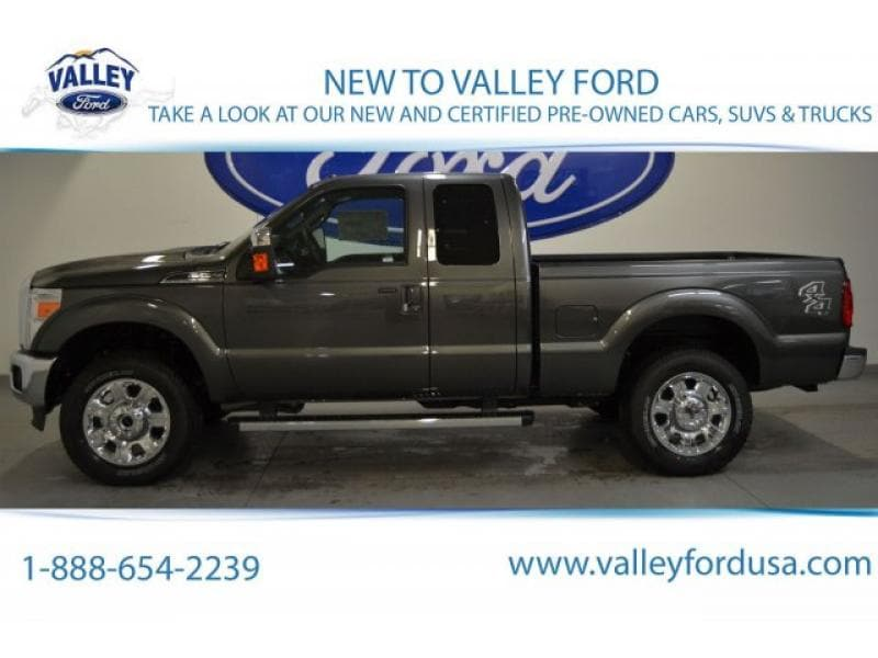 2015 Ford F-250 Lariat Extended Cab Pickup