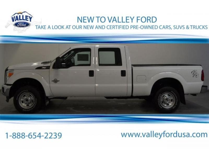 2015 Ford F 250 XL Crew Cab