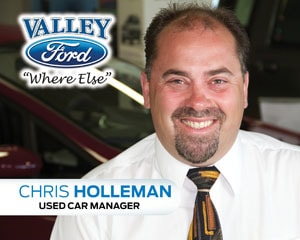 Chris Holleman