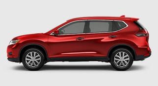 Nissan Rogue, Honda CR V