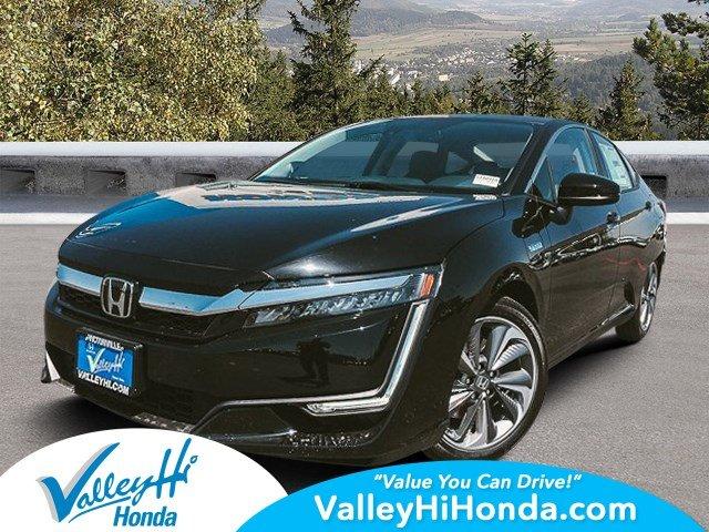2018 Honda Clarity Plug-In Hybrid PHEV Sedan