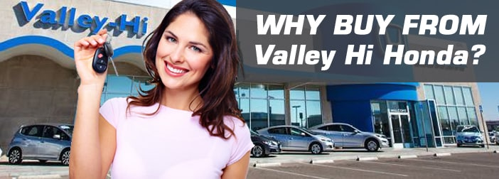 About Valley Hi Honda in Victorville, CA 92394
