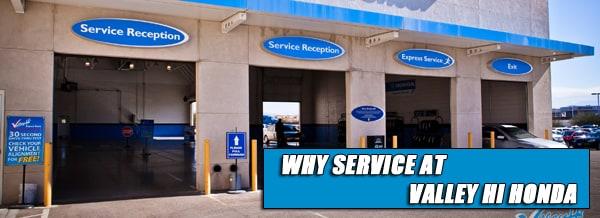 Honda Service Center   Victorville