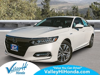 2018 Honda Accord Hybrid EX Car