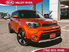2019 Kia Soul + Hatchback