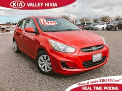 Used cars 2017 Hyundai Accent SE Hatchback RK19041 in Victorville, CA