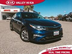 Certified Pre-Owned 2019 Kia Optima LX Sedan 5XXGT4L37KG287972 for Sale in Victorville, CA