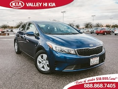 Certified Pre-Owned 2018 Kia Forte LX Sedan 3KPFK4A71JE209747 for Sale in Victorville, CA