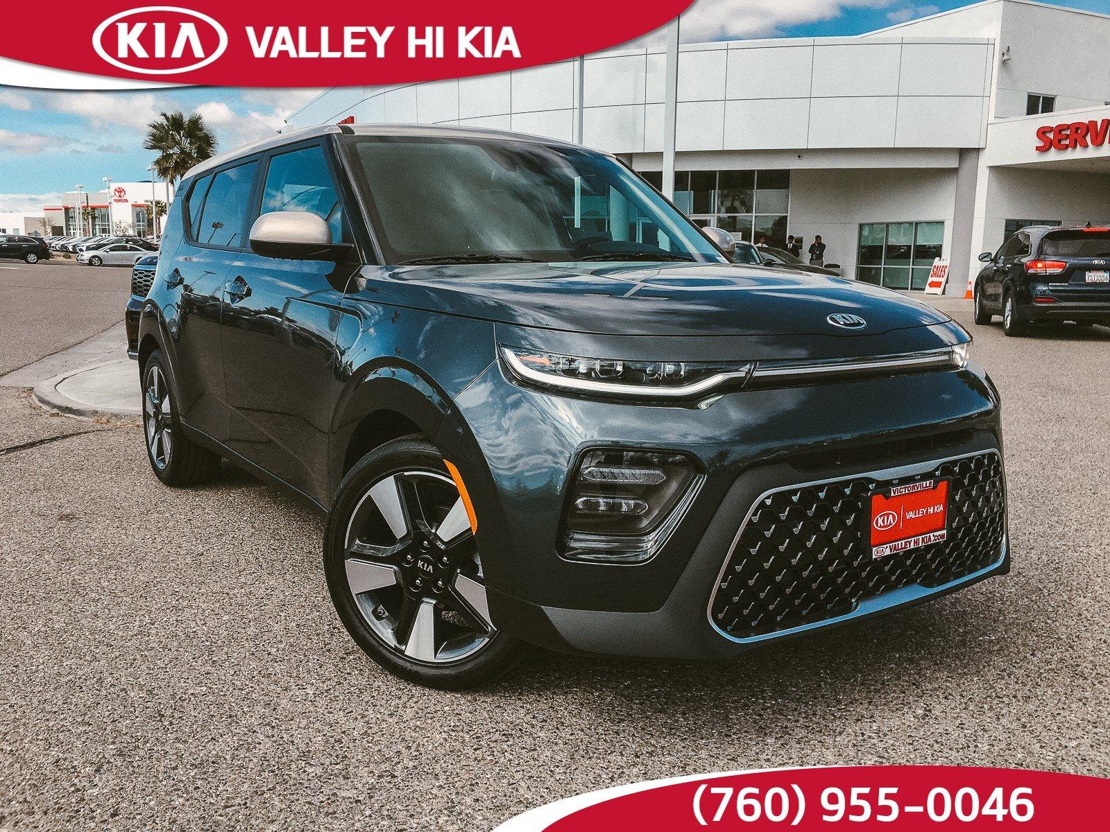 Valley Hi Kia >> New 2020 Kia Soul For Sale At Valley Hi Automotive Group