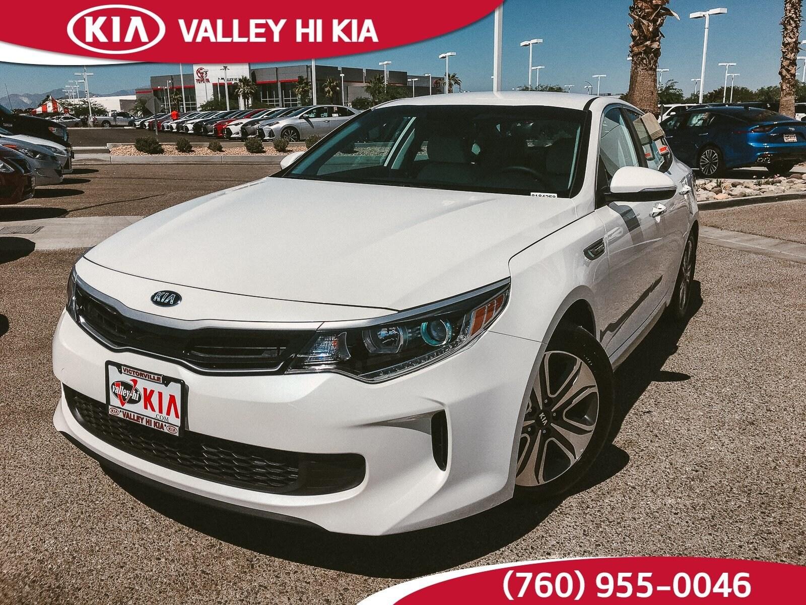Valley Hi Kia >> 2019 Kia Optima Hybrid For Sale In Victorville Ca Valley Hi Kia