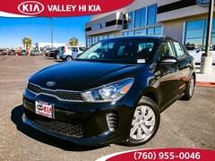 New  2018 Kia Rio LX Sedan 3KPA24AB6JE046821 in Victorville, CA