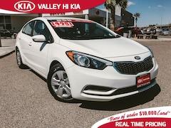 Certified Pre-Owned 2016 Kia Forte LX FWD Sedan KNAFK4A64G5618205 for Sale in Victorville, CA