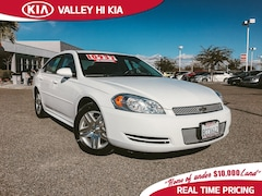 Used cars 2012 Chevrolet Impala LT (Fleet Only) Sedan RK19029 in Victorville, CA