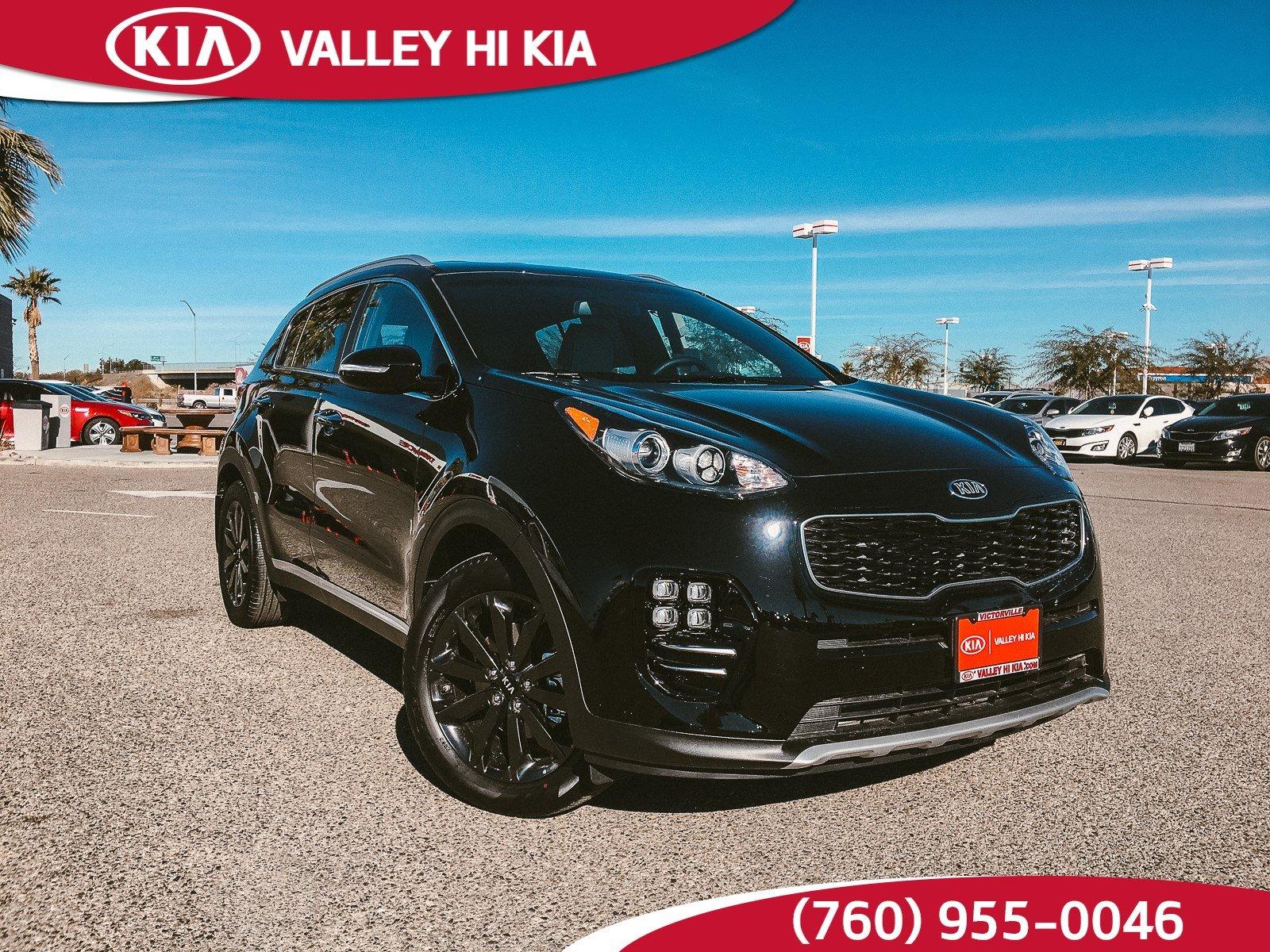 Valley Hi Kia >> New 2019 Kia Sportage For Sale In Victorville Ca Near Hesperia