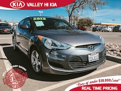Used cars 2013 Hyundai Veloster Base w/Black Hatchback PK19046 in Victorville, CA