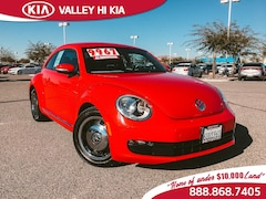 2012 Volkswagen Beetle 2.5L w/PZEV (A6) Hatchback