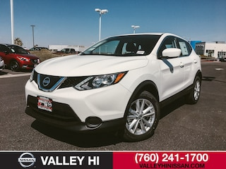New 2019 Nissan Rogue Sport S SUV 7190464 in Victorville, CA