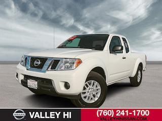 Certified Pre-Owned 2018 Nissan Frontier SV Truck King Cab in Victorville