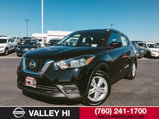 New 2019 Nissan Kicks S SUV 7190361 in Victorville, CA