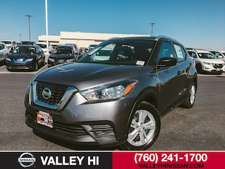 New 2019 Nissan Kicks S SUV 7190248 in Victorville, CA