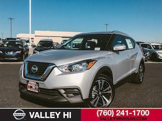 New 2019 Nissan Kicks SV SUV 7190494 in Victorville, CA