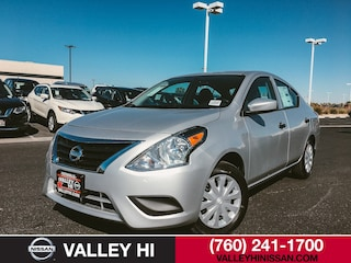 New 2019 Nissan Versa 1.6 S+ Sedan 7190291 in Victorville, CA